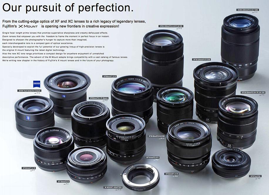 xf-lenses